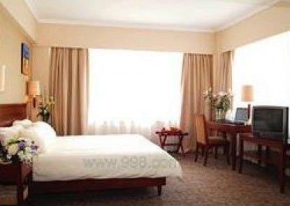 GreenTree Inn Fuzhou Sanfang Qixiang Express Hotel