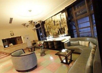 Greenview Hotel Teras