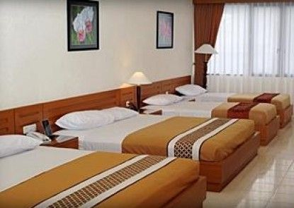 Griya Persada Convention Hotel & Resort Teras