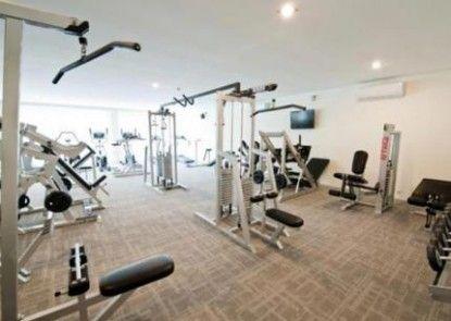 Griya Persada Convention Hotel & Resort Ruangan Fitness