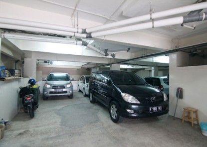 Griya Amartha Guest House Jakarta Tempat Parkir