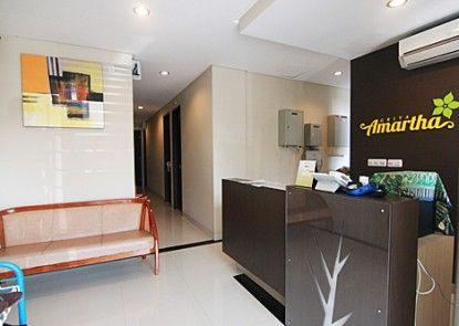 Griya Amartha Guest House Jakarta Penerima Tamu