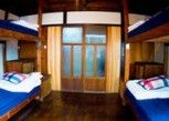 Pesan Kamar Asrama Umum, Asrama Campuran, Pemandangan Teluk di Guest House Yadocurly - Hostel