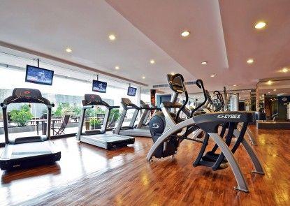 Gumaya Tower Hotel Semarang  Ruangan Fitness