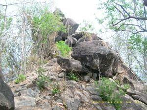 Gunung Batu Tilu