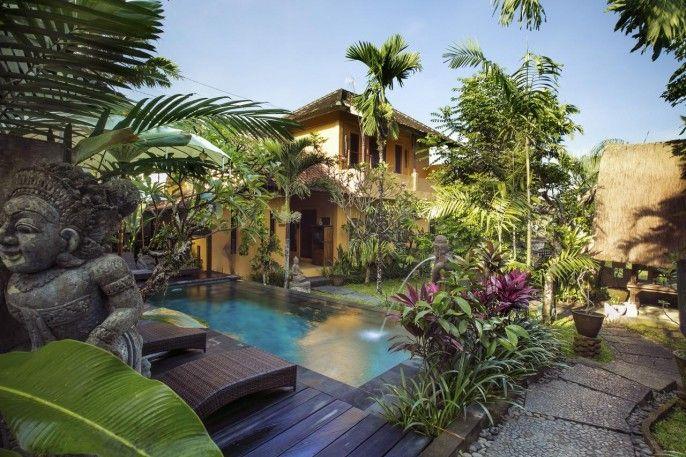 Gusde Tranquil Villa Ubud By EPS, Gianyar