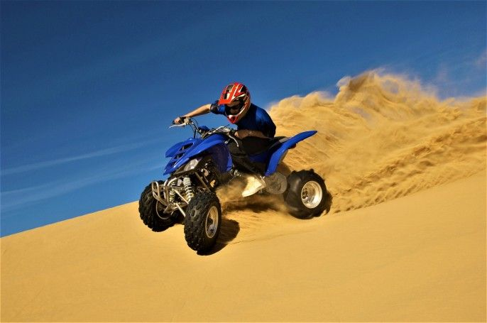 harga tiket Half-day Desert Safari Tour in Dubai with Quad Bike / Dune Buggy Ride and Dinner