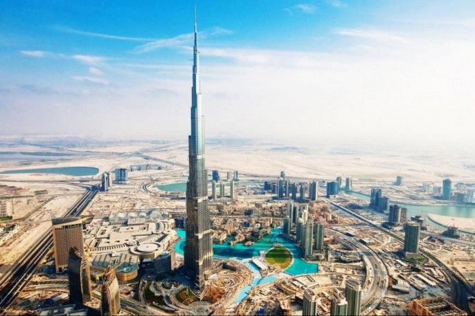 harga tiket Half-day Modern Tour in Dubai with Transfers