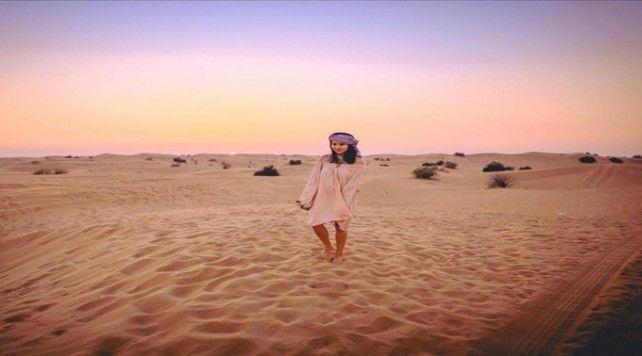 Half-day Morning Desert Safari in Dubai with Transfer