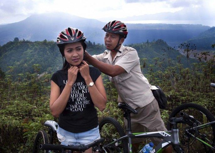 harga tiket Half-day Mountain Cycling with Lunch and Transfers