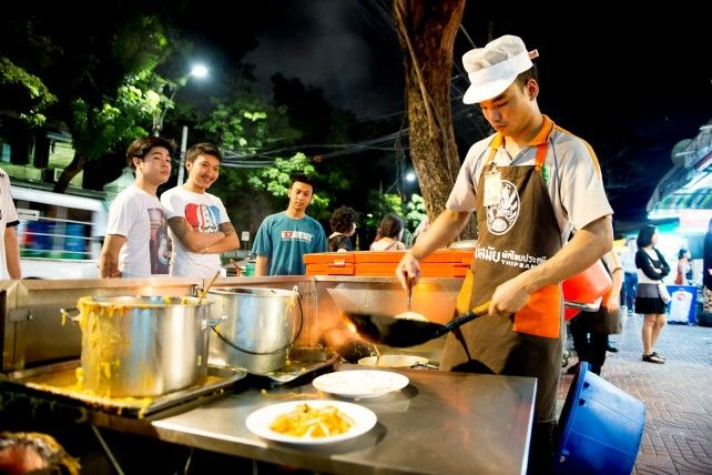 Half-day Street Food Tour (Join Tour)