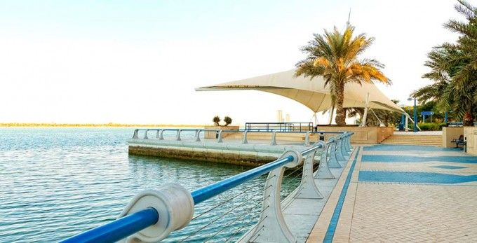 Half-day Tour in Abu Dhabi with Transfer