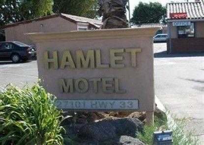 Hamlet Motel Teras