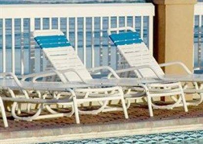 Hampton Inn Daytona Shores - Oceanfront Teras