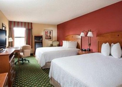 Hampton Inn Denver-Northwest/Westminster Teras