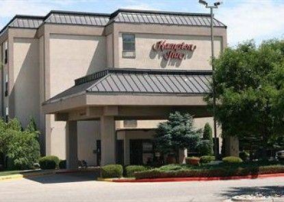 Hampton Inn Denver Thornton Teras