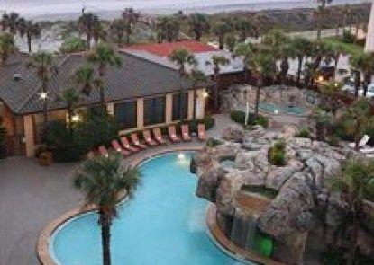 Hampton Inn Jacksonville Beach/Oceanfront Teras