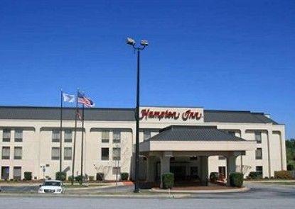 Hampton Inn Madison Teras