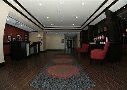 Hampton Inn & Suites Bay City Teras