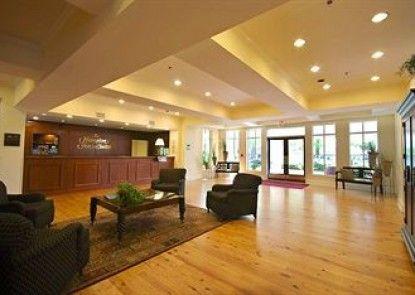 Hampton Inn & Suites Charleston/West Ashley Teras