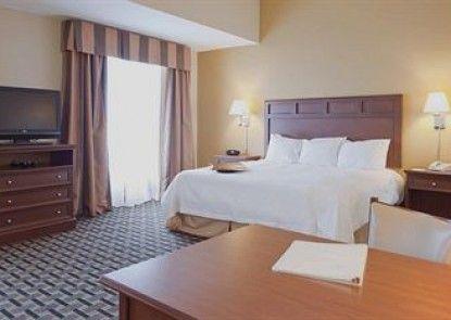 Hampton Inn & Suites Columbia at University Teras