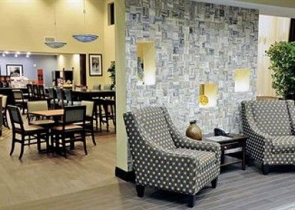 Hampton Inn & Suites Flowery Branch Teras