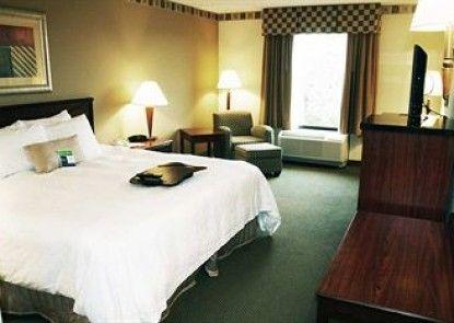 Hampton Inn & Suites Lake Mary Teras