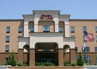 Hampton Inn & Suites Paducah Teras