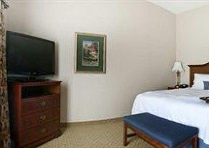 Hampton Inn & Suites Pittsburg Teras
