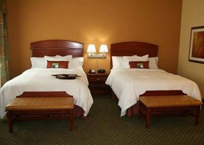 Hampton Inn & Suites Port Richey Teras