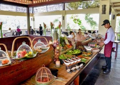 Hanging Gardens of Bali Teras