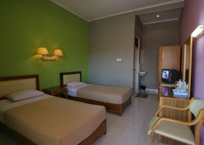 Hapel Semer Hotel Teras