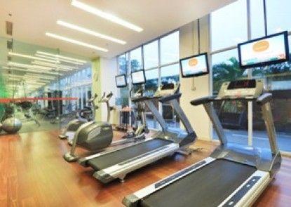HARRIS Hotel & Conventions Kelapa Gading Ruangan Fitness