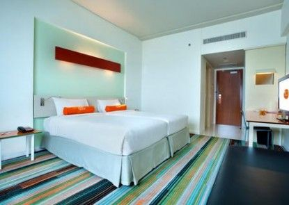 HARRIS Hotel & Conventions Kelapa Gading Kamar Tamu