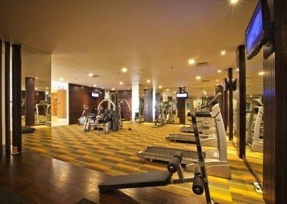 HARRIS Hotel & Conventions Malang Ruangan Fitness