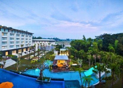 HARRIS Hotel & Conventions Malang Pemandangan