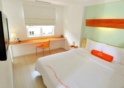 HARRIS Hotel & Residences Riverview Kuta Apartemen