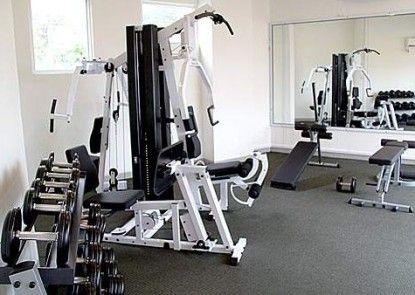 HARRIS Hotel Batam Center Ruangan Fitness