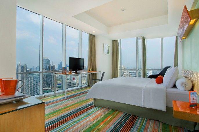 HARRIS Suites fX Sudirman, Jakarta Pusat