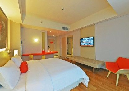 Harris Hotel & Conventions Solo Kamar Tamu