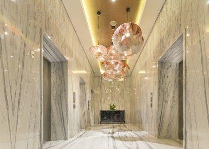 HARRIS Vertu Hotel Harmoni Interior