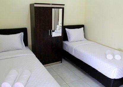 Hasian Malioboro Motel Kamar Tamu