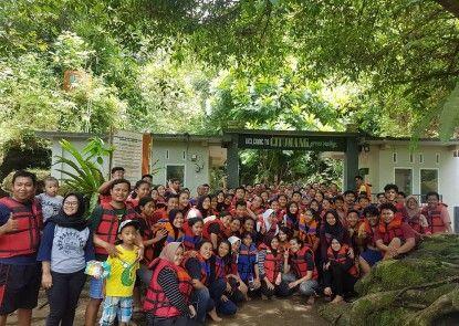Hau Eco Lodges Citumang Teras