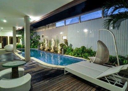 Hawaii Bali Hotel Kuta Teras