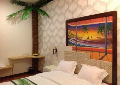 Hawaii Bali Hotel Kuta Kamar Tamu