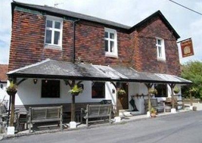 Hawkley Inn Teras