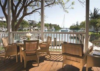 Hawks Cay Resort Teras