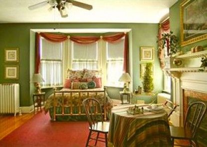 Hawthorn - A Bed & Breakfast Teras