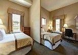 Pesan Kamar Suite, 2 Tempat Tidur Queen, Non-smoking, Dapur Kecil di Hawthorn Suites By Wyndham Panama City Beach, FL