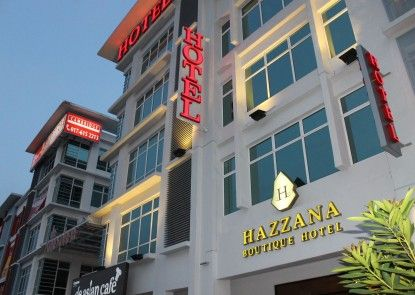 Hazzana Boutique Hotel